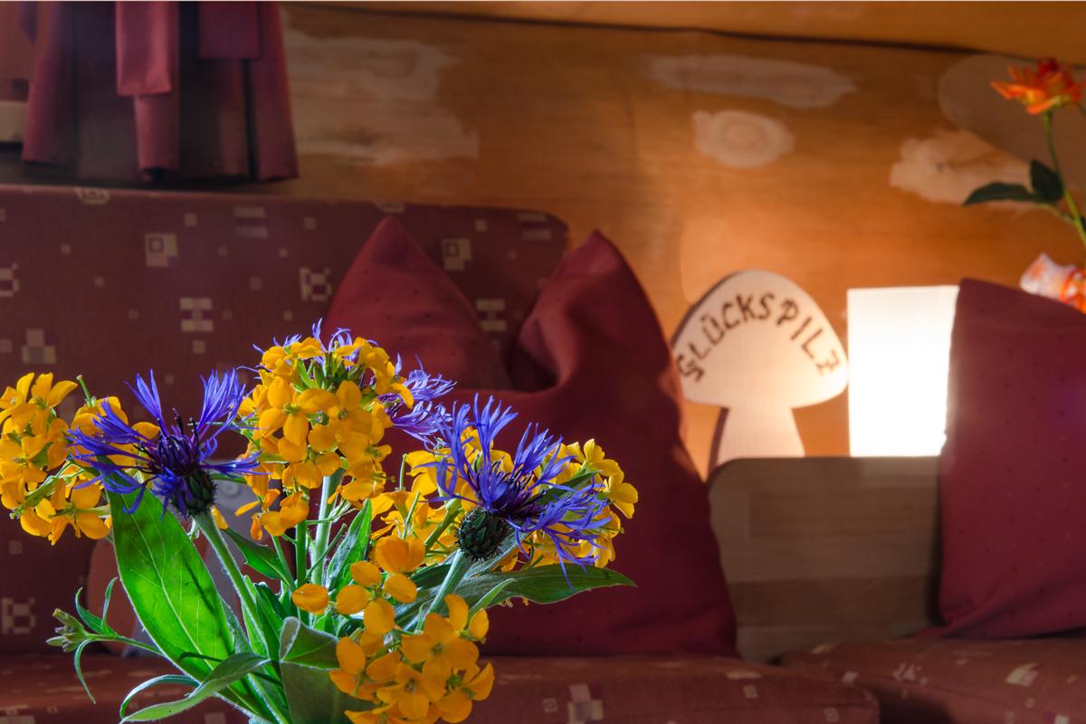 Ferienhaus Abendrot in der Fränkischen Schweiz